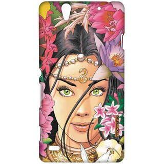 Flower Girl - Sublime Case For Sony Xperia C4