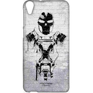 Crossbones Brick Art - Sublime Case For HTC Desire 820