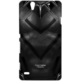 Suit Up Black Panther - Sublime Case For Sony Xperia C4