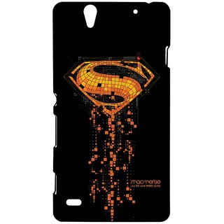 Superman Mosaic - Sublime Case For Sony Xperia C4