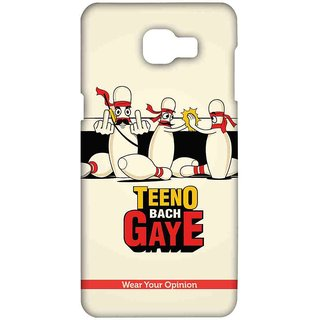 Teeno Bach Gaye - Sublime Case For Samsung A9