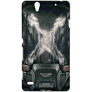 Suit Up Crossbones - Sublime Case For Sony Xperia C4