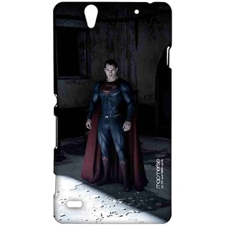 Superman Pose - Sublime Case For Sony Xperia C4