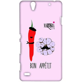 Masaba Bon Appetit - Sublime Case For Sony Xperia C4