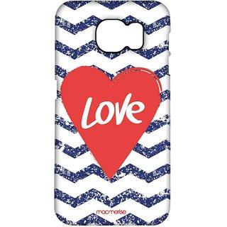 Chevron Love - Pro Case For Samsung S7 Edge