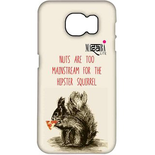 Masaba Hipster Squirrel - Pro Case For Samsung S7 Edge