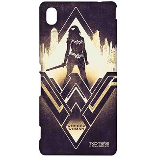 Stance Of Wonder Woman - Sublime Case For Sony Xperia M4 Aqua