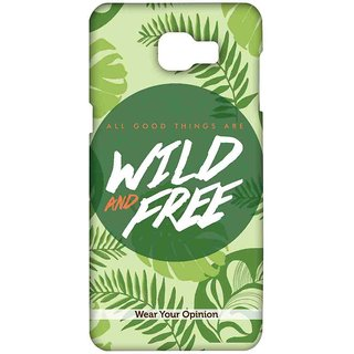 Wild And Free - Sublime Case For Samsung A9