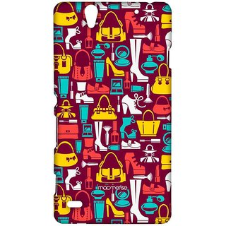 Shopoholics - Sublime Case For Sony Xperia C4
