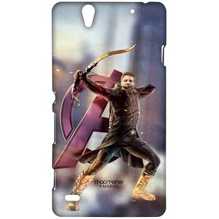 Super Hawk - Sublime Case For Sony Xperia C4