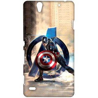 Super Soldier - Sublime Case For Sony Xperia C4