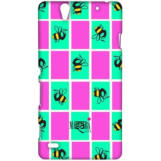 Masaba Bumble Bee - Sublime Case For Sony Xperia C4