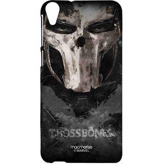 Crossbones Fury - Sublime Case For HTC Desire 820