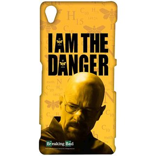 I Am The Danger  - Sublime Case For Sony Xperia Z3