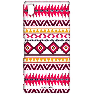 Sunrise Aztec - Sublime Case For Sony Xperia M4 Aqua