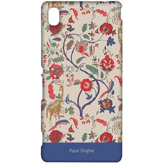 Payal Singhal Giraffe Classic - Sublime Case For Sony Xperia M4 Aqua