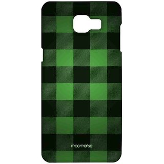 Checkmate Green - Sublime Case For Samsung A9 Pro