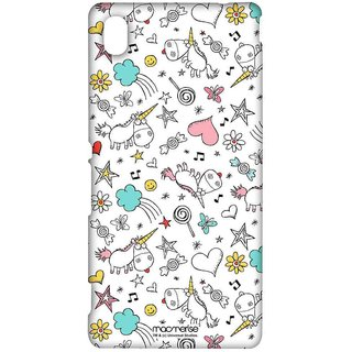 Dreamy Pattern - Sublime Case For Sony Xperia M4 Aqua