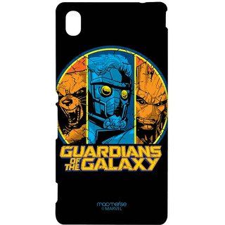 Guardians Fury - Sublime Case For Sony Xperia M4 Aqua