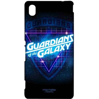 Guardians Of The Galaxy Logo - Sublime Case For Sony Xperia M4 Aqua