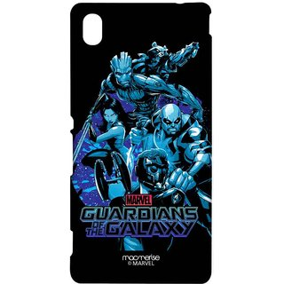 Guardians Squad - Sublime Case For Sony Xperia M4 Aqua