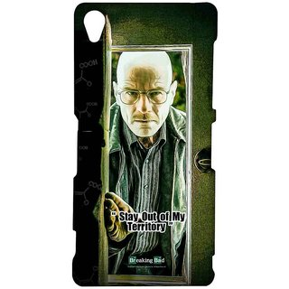 Stay Out Of My Territory  - Sublime Case For Sony Xperia Z3