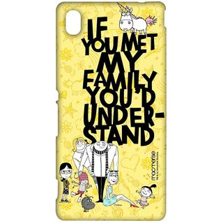 Family Woes - Sublime Case For Sony Xperia M4 Aqua