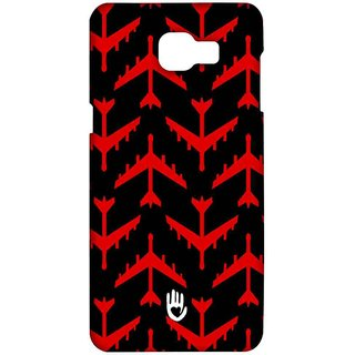 KR Red Planes - Sublime Case For Samsung A9 Pro
