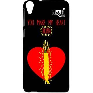 Masaba Heart Burn - Sublime Case For HTC Desire 820