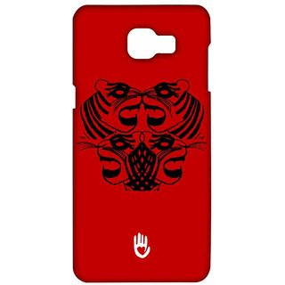 KR Red Tiger - Sublime Case For Samsung A9 Pro