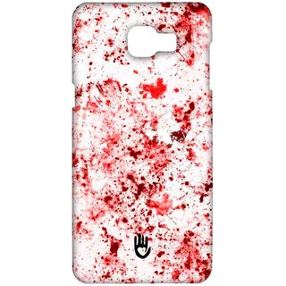 KR White Blotch - Sublime Case For Samsung A9 Pro