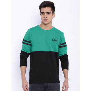 c57a295965f Buy Difference of Opinion Full Sleeve T-Shirt For Men Online - Get ...