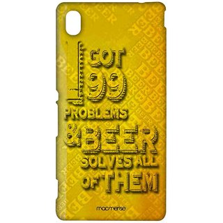 The Beer Solution - Sublime Case For Sony Xperia M4 Aqua