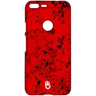 KR Red Blotch - Sublime Case For Google Pixel XL