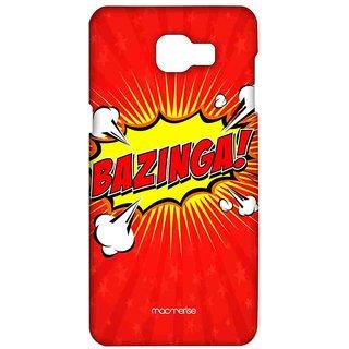 Bazinga - Sublime Case For Samsung A9 Pro