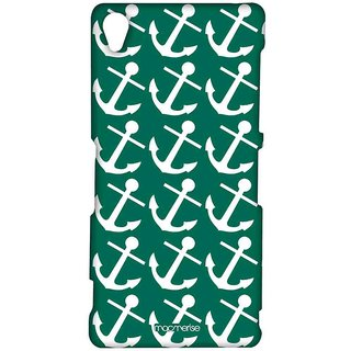 Anchor Green - Sublime Case For Sony Xperia Z3