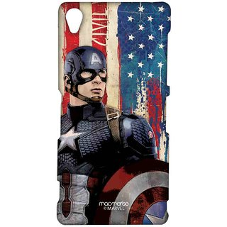 American Captain - Sublime Case For Sony Xperia Z3