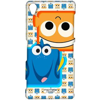 Dory Texture - Sublime Case For Sony Xperia Z3