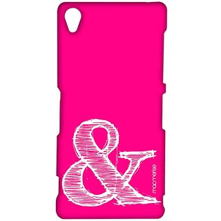 AND Pink - Sublime Case For Sony Xperia Z3