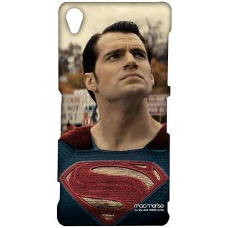 Simply Superman - Sublime Case For Sony Xperia Z3