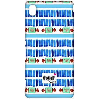 Masaba Candy Blocks - Sublime Case For Sony Xperia M4 Aqua