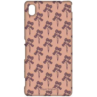 Payal Singhal Art Nouveau - Sublime Case For Sony Xperia M4 Aqua