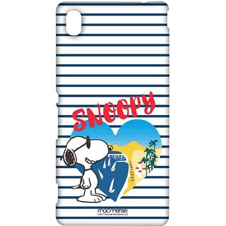 Snoopy  - Sublime Case For Sony Xperia M4 Aqua