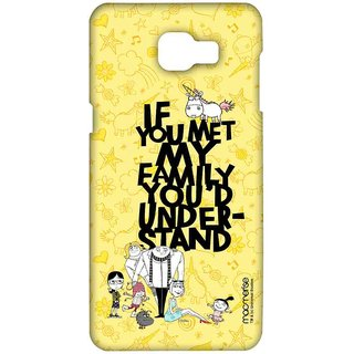 Family Woes - Sublime Case For Samsung A9 Pro