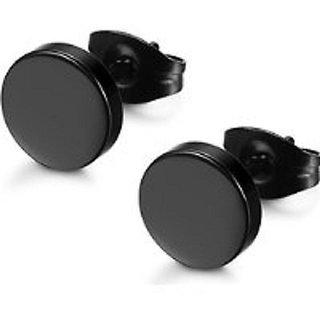 Black Stud Earrings Studs Posts Womens For Women