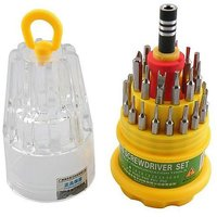 31 in 1 jackly toolkit Screwdriver Set