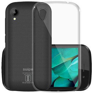 Swipe Konnect Neo 4G Transparent Soft Back Cover