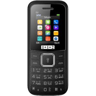 Oneantwo D2 DUAL SIM WITH VIBRATION