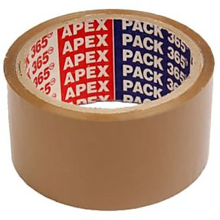 Packing Tape long Brown - 2 Inches Wide