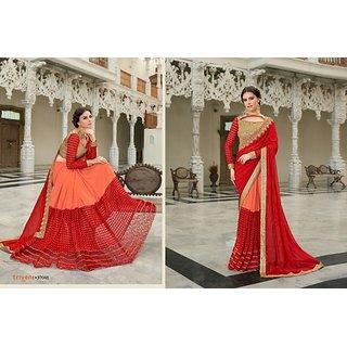 Partywear Gorgeous Saree